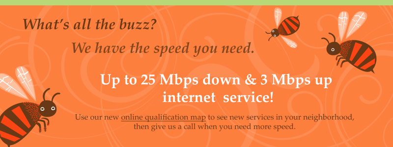 We have the speed you need